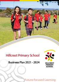 Hillcrest Primary School Business Plan